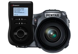 PCTRL + Pentax 645Z